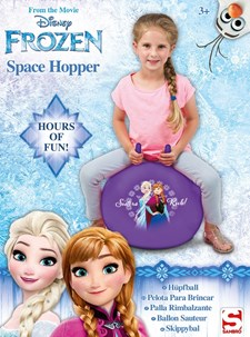 Hoppboll, Disney Frozen