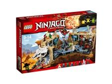 Samurai X ja kaaoksen luola, Lego Ninjago (70596)