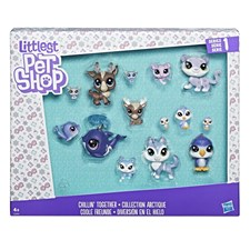 Chillin together, Littlest Pet Shop