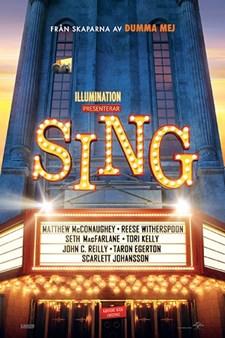 Sing - 4K Ultra HD Blu-ray