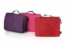 Brio-hoitolaukku nukenvaunuihin, punainen