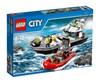 Patrullbåt, Lego City Police (60129)
