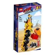Emmets trehjuling!, LEGO Movie 2 (70823)