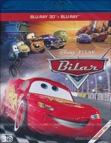 Disney Pixar Klassiker 07 - Bilar (3D Blu-ray+Blu-ray)