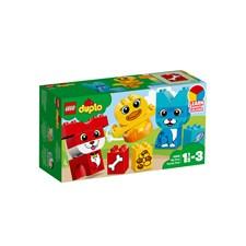 Mitt första pussel – Husdjur, LEGO DUPLO My First (10858)