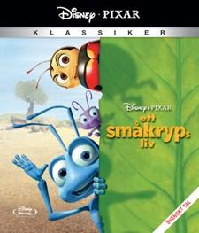 Disney Pixar Klassiker 02 - Ett småkryps liv (Blu-ray)
