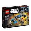 Bounty Hunter Speeder Bike™ Battle Pack, LEGO Star Wars (75167)