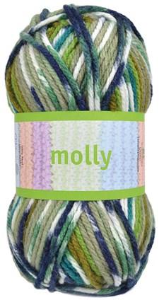 Molly 100g Sateenkaarikuvio (35035)