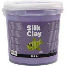 Silk Clay®, 650 g, lilla
