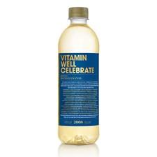 Vitamin Well Celebrate 500ml