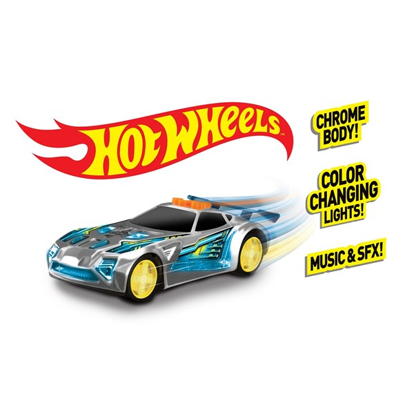 Edge Glow Cruisers  Nerve Hammer  Hot Wheels - leksaksbilar & fordon