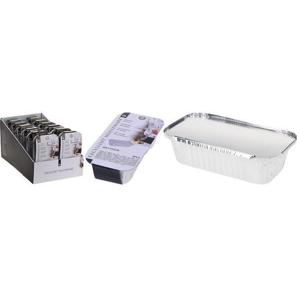 Aluminiumförvaring  6-pack - grilltillbehör