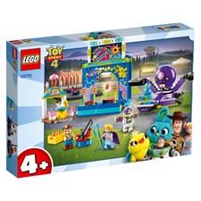 Buzz & Woodys tivolimani! LEGO 4+ (10770)