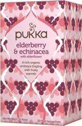 Pukka Te Elderberry & Echinacea Tepåsar 20 st Ekologisk