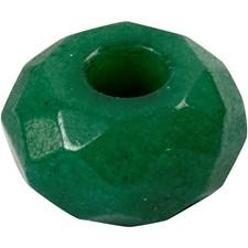 Kivirondellit, koko 8x14 mm, aukon koko 4 mm, 2 kpl