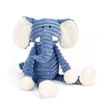 Mjukisdjur, Cordy Roy Baby Elefant, 34 cm, Jellycat
