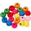 Treperlemix, ass. farger, dia. 12 mm, hullstr. 2,5-3 mm, 500 g/ 1 pose
