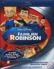 Disney Klassiker 47 - Familjen Robinson (Blu-ray)