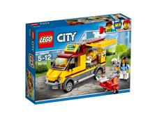 Pizzabuss, LEGO City Great Vehicles (60150)