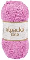 Järbo Alpacka Solo Garn Alpacka 50g Soft rosa (29120)