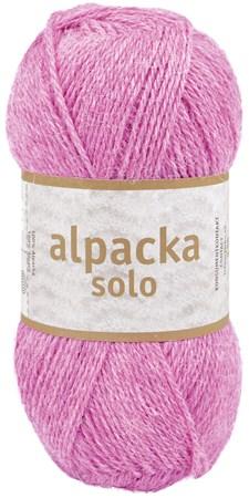 Alpaca Solo 50g Pehmeä vaaleanpunainen (29120)