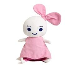Brokiga mjukisdjur, Little Pink docka