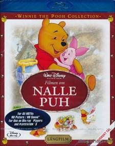 Disney Klassiker 22 - Filmen om Nalle Puh (Blu-ray)
