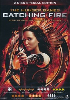 Hunger Games  - Catching fire (2-Disc)