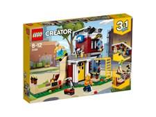 Modular - Skateboardhus, LEGO Creator (31081)