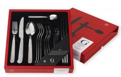 Gense Rejka Bestickset 16-delar silver (silver) - Besteick