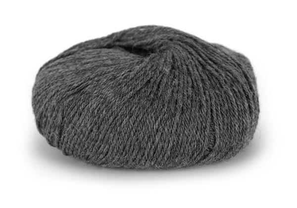 Du store Alpakka Mini Sterk Garn Ullmix 50 g Koks 807
