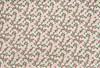 Bomullstyg Höstblommor 50x160 cm