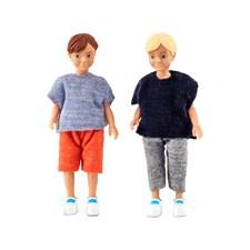 Två Pojkar, Lundby