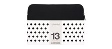"13"" NEOPRENE 19TWENTY9 SLEEVE BLACK"
