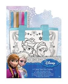 Måla Din Egen Tygväska, Disney Frozen