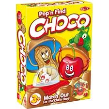 Choco, Tactic (SE/FI/NO/DK/EN)