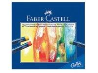 Kritor Oljepastell Faber Castell 24 Färger