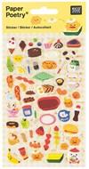 Klistremerke Dessert 10/19 cm