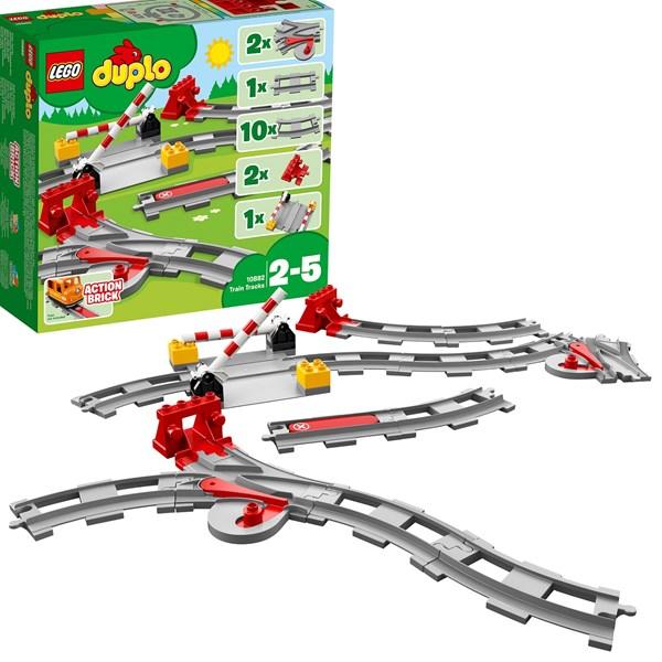 Junarata Lego Duplo Town 10882 Lego Lego Ja Duplo Adlibris