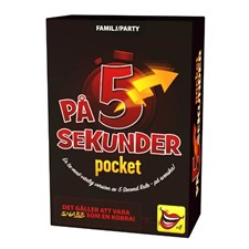 På 5 Sekunder Pocket, ALF (SE)
