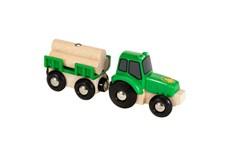 Brio Puujunarata Traktori