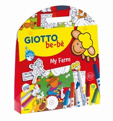 Giotto be-bè Creative Kit Farm