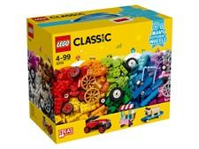 Klossar på väg, LEGO Classic (10715)
