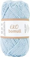 Järbo Eko bomull Garn Eko Bomull 50g Ljusblå (63210)