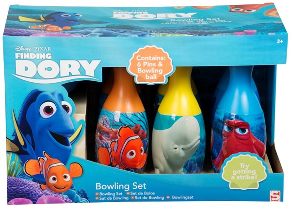 Bowling Set, Disney Hitta Doris