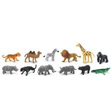 Vilda djur, 12-pack
