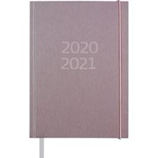 Burde Kalender 20-21 Senator A5 Ariane, rosa