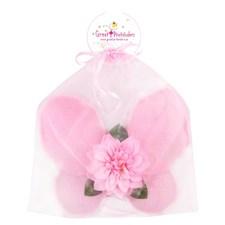 Minivingar Rosa Blomsterfè