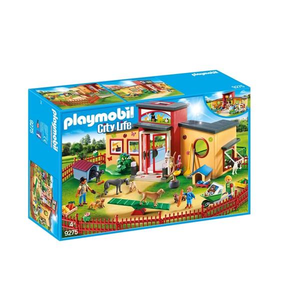 Djurhotellet Små Tassar  Playmobil City Life (9275) - playmobil