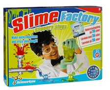 Slime Factory, Science4you
